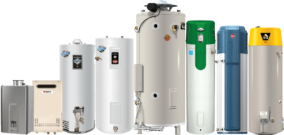 Maintaining or repairing your water heater
