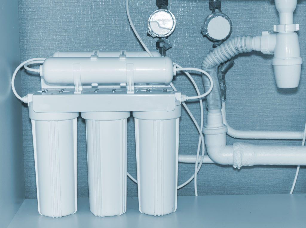 Reverse Osmosis Systems Installation
