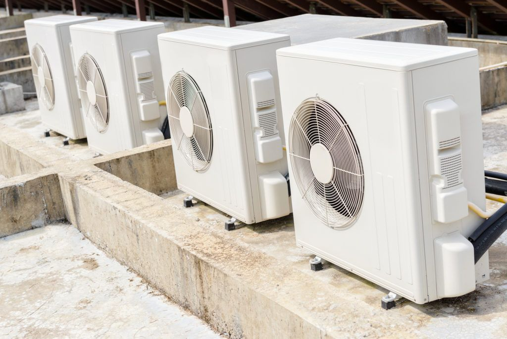 HVAC and AC Compressors Repair