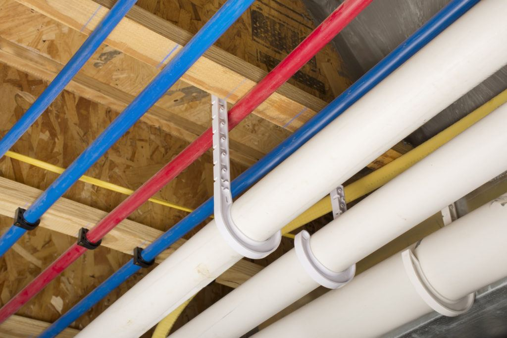 PEX Piping Installation