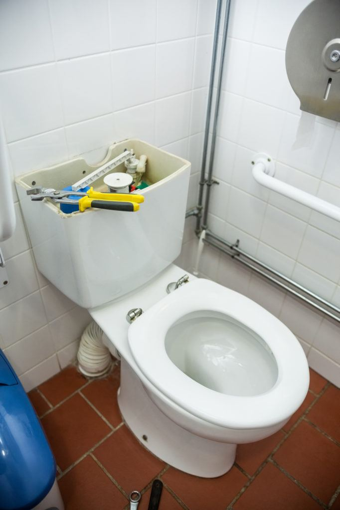 Toilet Installation and Repair