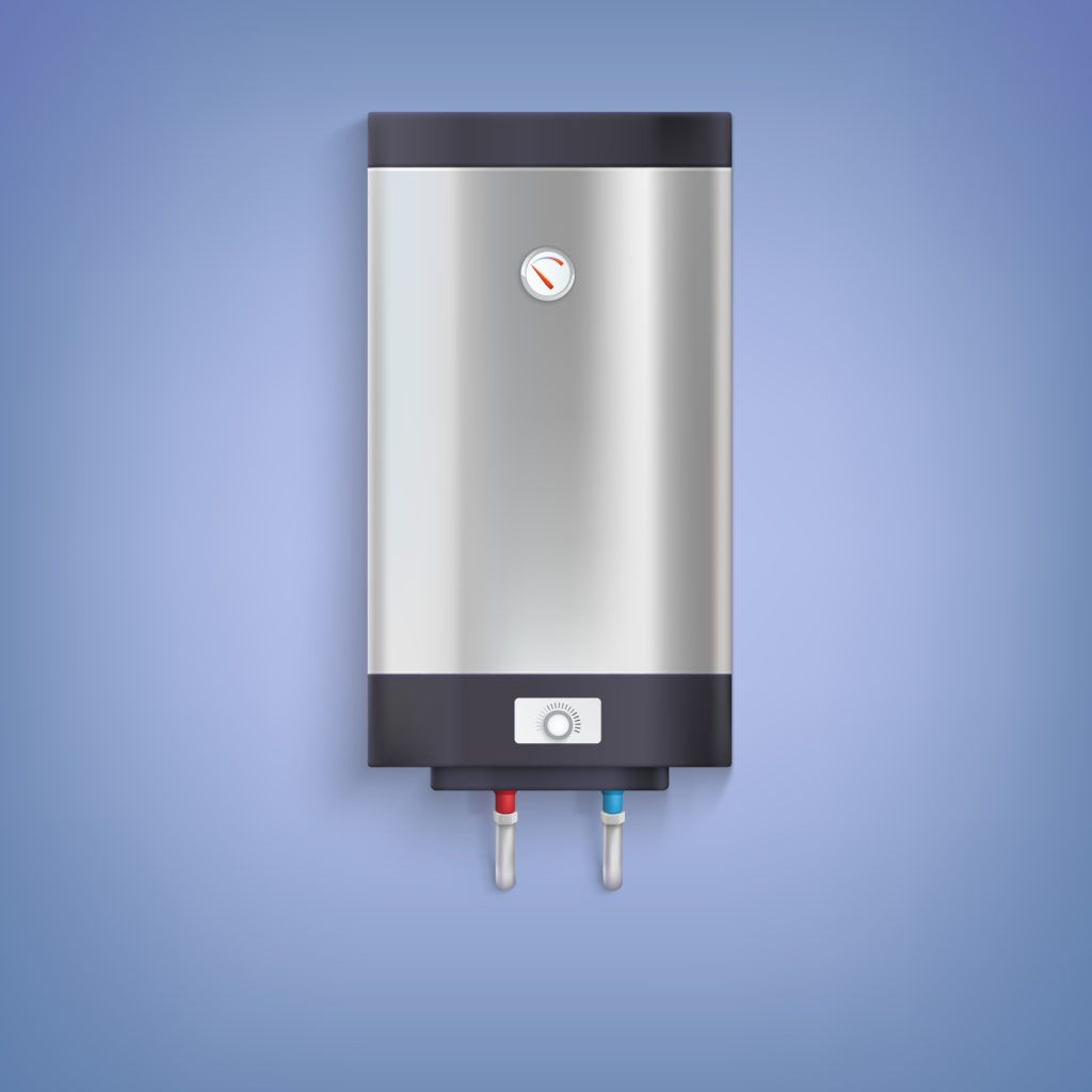 Hybrid water heater technology